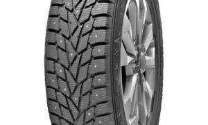 Обзор зимней резины Dunlop GRANDTREK ICE02