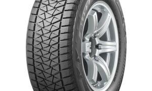 Обзор зимней резины Bridgestone Blizzak DM-V2