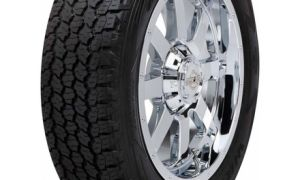 Обзор летней резины Goodyear Wrangler All-Terrain Adventure