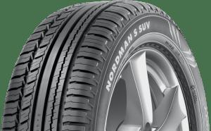 Обзор летней резины Нокиан Нордман S SUV