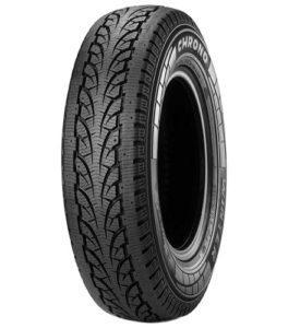 Обзор зимней резины Pirelli CHRONO WINTER