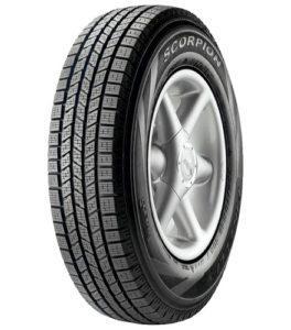Обзор зимней резины Pirelli SCORPION ICE & SNOW