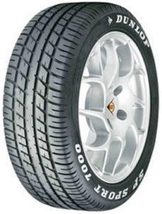 Обзор летней резины Dunlop SP SPORT 7000